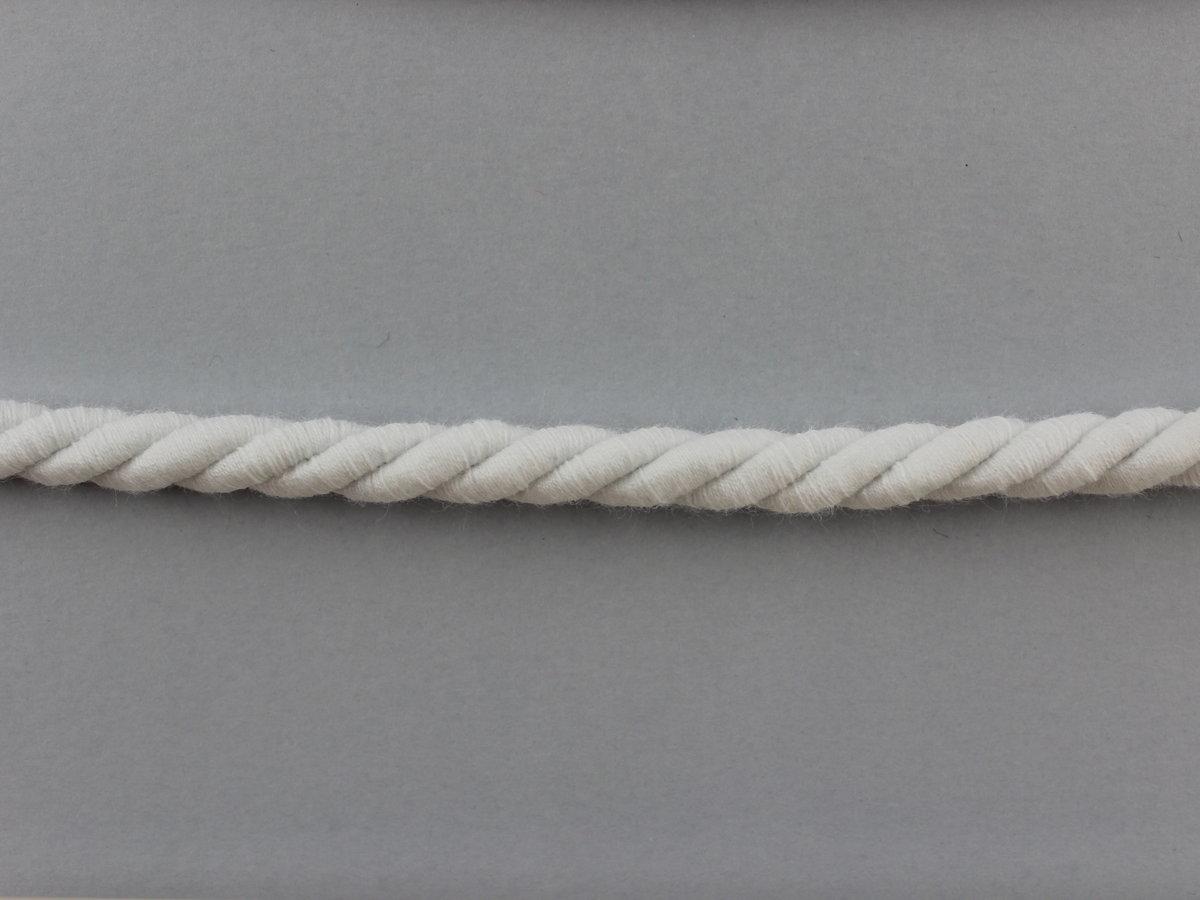 cordoncino passamaneria bianco